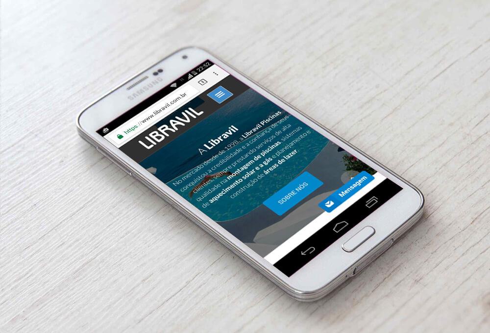 site mobile libravil